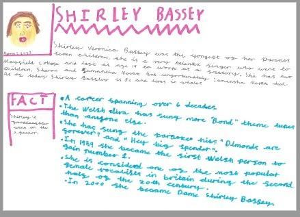 Skyla shirley bassey