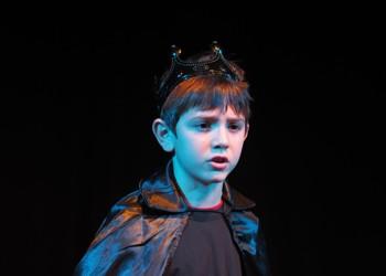 Shakespeare School's Festival - Macbeth Performance