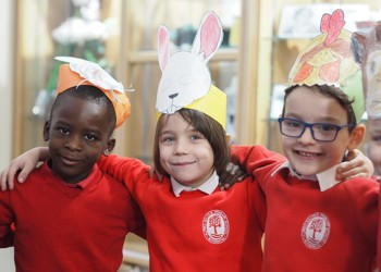 Chinese New Year - Amethyst Class Assembly