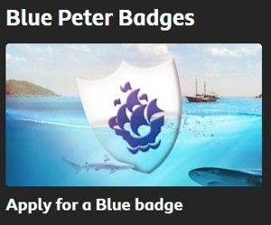 Blue peter badge competition