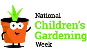 National gardening week logo