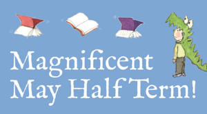 May half term logo