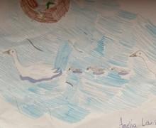 Amelia Y5 2D Art