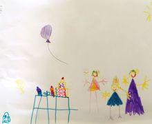Zeynep Reception 2D art
