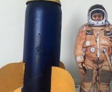Derek Rocket Science  3D Art