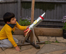 Javier Reception Rocket 1