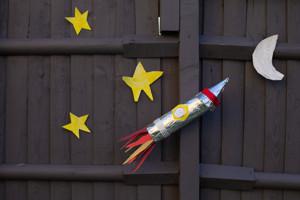 Javier Reception Rocket 3