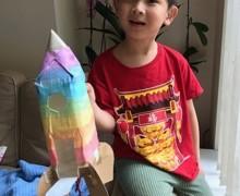 Jonathan Reception Rocket