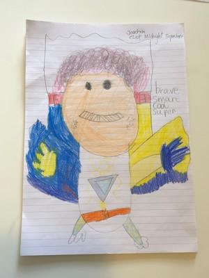 Joachim superhero